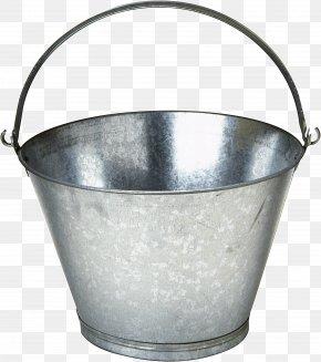 Iron Bucket Image - Bucket Pail Plastic PNG