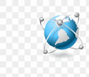 Blue Earth - Digital Marketing Internet Computer Network World Wide Web Icon PNG