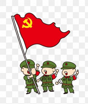 Red Army - Second Sino-Japanese War Long March Eighth Route Army Chinese Red Army PNG