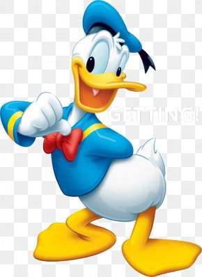 Donald Duck - Donald Duck: Goin' Quackers Daisy Duck Pluto Mickey Mouse PNG