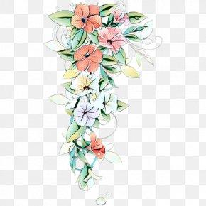 Wildflower Artificial Flower - Lily Flower Cartoon PNG