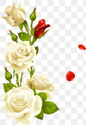Painting - Paper Painting Floral Design Cross-stitch Embroidery PNG