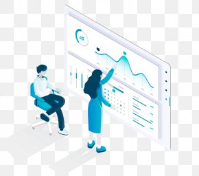 Online And Offline Meter - Online Advertising Design Service Technology PNG