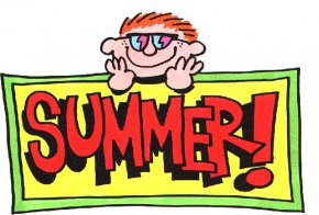 Free Summer Clipart - Summer Vacation Clip Art PNG