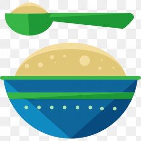 Baby Food - Clip Art Mush Food Porridge PNG