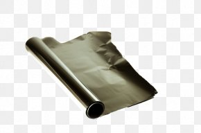 Silver Tin Foil - Paper Aluminium Foil Tin Foil PNG