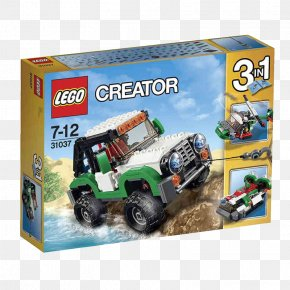 Lego Toy Sport Utility Vehicle Pickup - Amazon.com Hamleys Lego Creator Toy PNG
