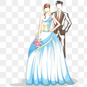 Married People - Marriage Romance Wedding Love PNG