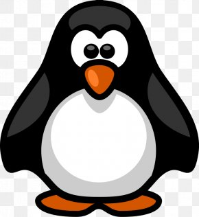 Free Penguin Clipart - Animal Free Content Website Clip Art PNG