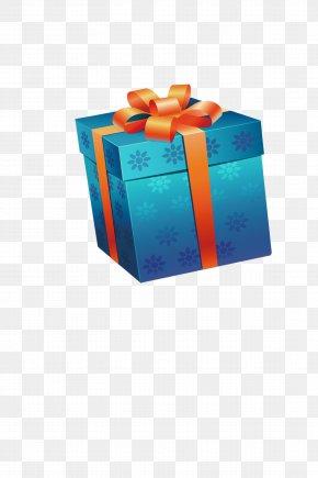 Gift Box - Box Gift Birthday PNG