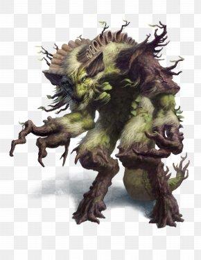 Creature - Legendary Creature Concept Art DeviantArt Monster PNG