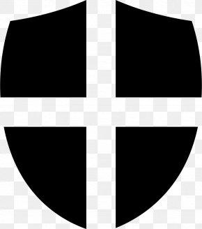 Black Shield - Shield PNG