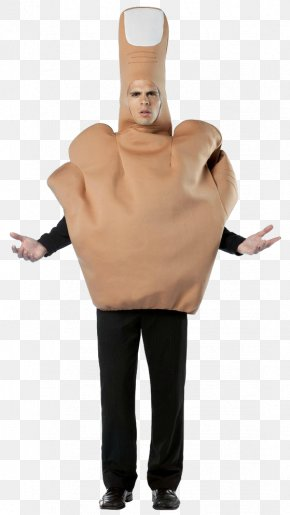 Middle Finger - Middle Finger Costume Party Clothing PNG
