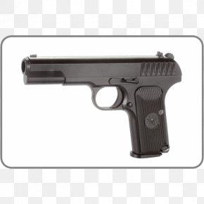 Weapon - TT Pistol Airsoft Guns BB Gun Air Gun PNG