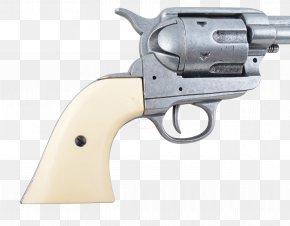 .45 ACP - Revolver Trigger Firearm Ranged Weapon Air Gun PNG