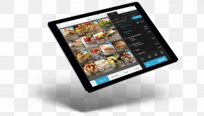 IPad,POS Page - Smartphone IPad Mobile Device Mobile Phone Point Of Sale PNG