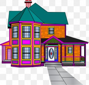 Home - Home House Clip Art PNG