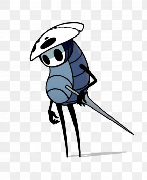 Hollow Knight Video Game Team Cherry Character Model Sheet PNG