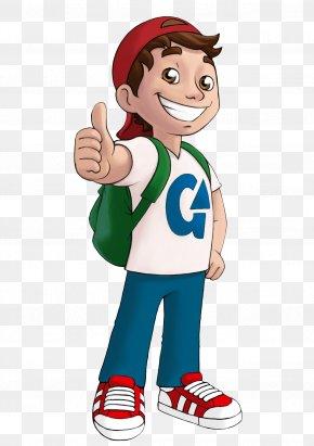 Aluno - Student School Mascot Clip Art PNG
