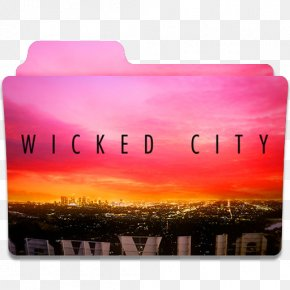 WICKED - Television Show American Broadcasting Company Thriller Crime Drama PNG