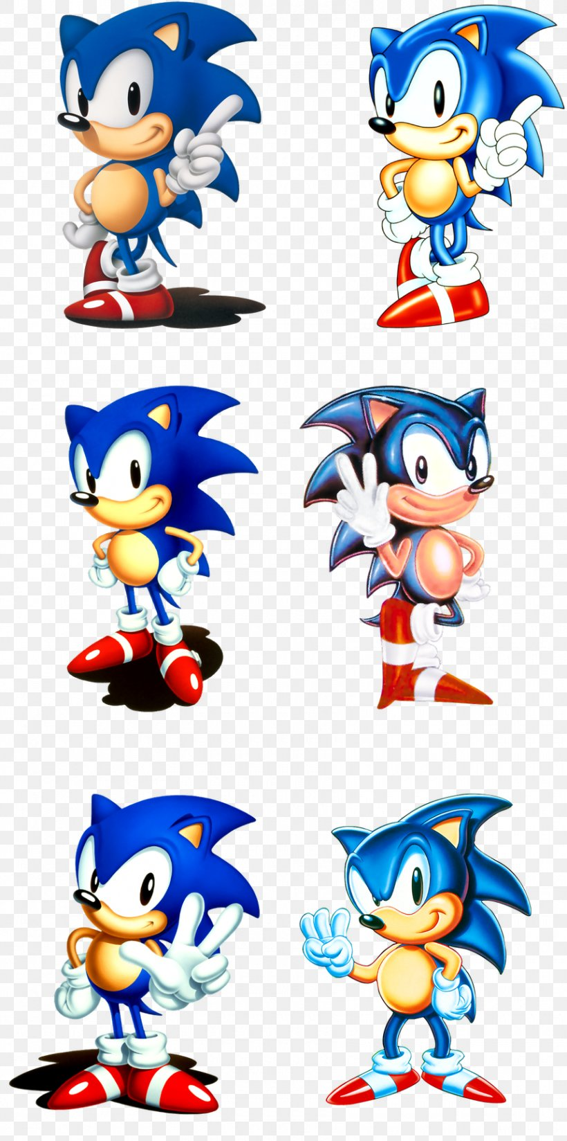 Sonic The Hedgehog Japanese Art Japanese Art Video Games Png 860x1729px Sonic The Hedgehog Area Art