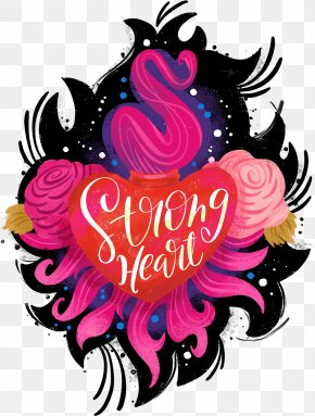 Magenta Logo - Text Pink Font Logo Magenta PNG