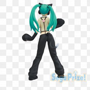 Hatsune Miku: Project DIVA Arcade Future Tone Figurine PNG