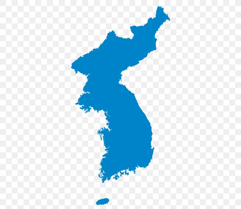 North Korea South Korea World Map Vector Graphics, PNG ...