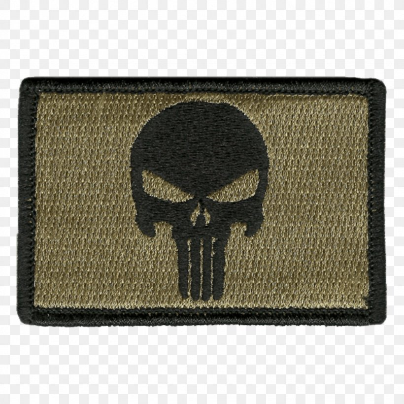 United States Army Punisher Military Symbol, PNG, 1024x1024px, United States, Army, Badge, Human Skull Symbolism, Mat Download Free