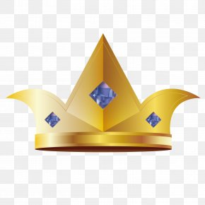 Vector 3D Crown PNG