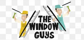 Sparkling Clean - Window Guys Jason Young The Window Guy Logo Illustration Clip Art PNG