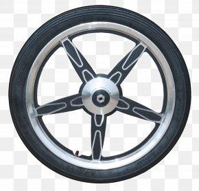 Wheel Rim - Car Alloy Wheel Rim Spoke PNG