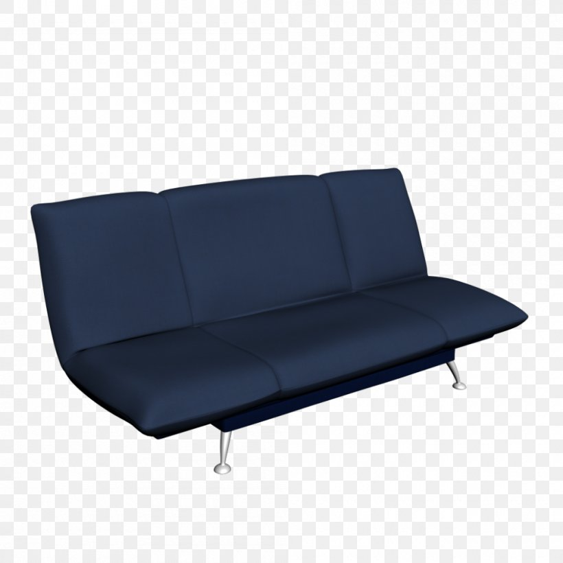Couch Furniture Sofa Bed, PNG, 1000x1000px, Couch, Armrest, Bed, Cobalt Blue, Furniture Download Free