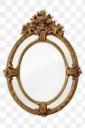Decorative Mirror - Mirror Picture Frame Decorative Arts PNG