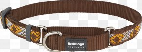Dog Collars - Dog Collar Dingo Martingale PNG