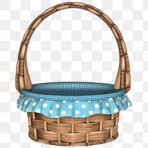Easter Clip Art Storage BasketBasket Raffle - Lent PNG