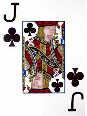 Cards - 4 Pics 1 Word Canasta Blackjack Playing Card PNG