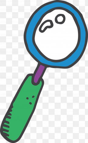 Graffiti Vector Magnifying Glass - Magnifying Glass Euclidean Vector Clip Art PNG