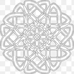 Black And White Star - Black And White Clip Art Vector Graphics Line Art Image PNG