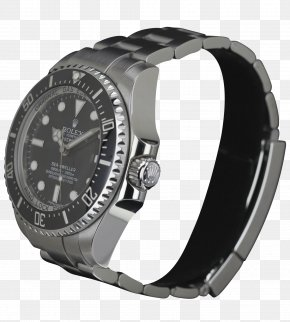 Rolex Sea Dweller - Rolex Sea Dweller Rolex Submariner Watch Strap PNG
