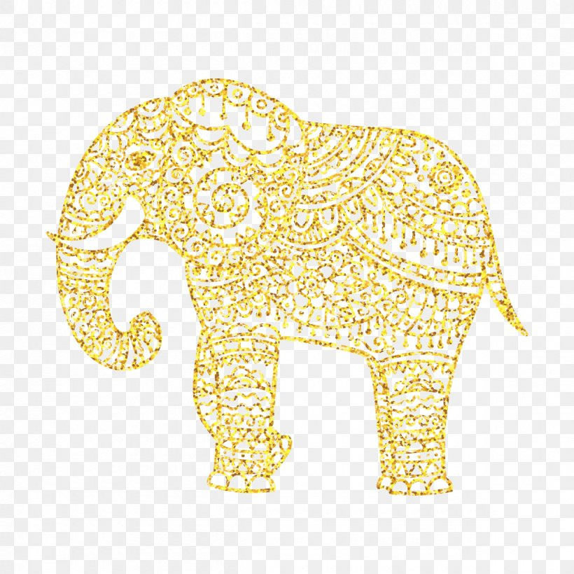 Vector Golden Elephant Png 1200x1200px Indian Elephant African Elephant Animal Area Art Download Free Download 312 indian elephant free vectors. vector golden elephant png