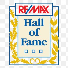 Hall Of Fame - RE/MAX, LLC Real Estate Estate Agent Award House PNG