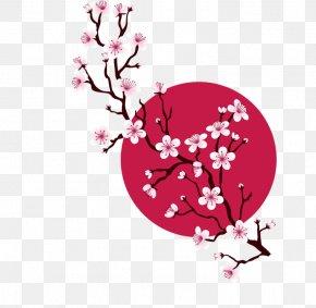 Romantic Sakura - Cherry Blossom PNG