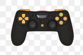 Games Cartoon Game Controller - Game Controllers Joystick Video Game Consoles Video Games PlayStation 4 PNG