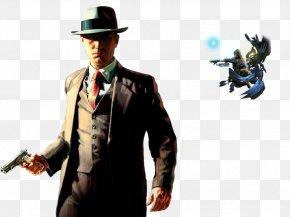 Transparent Billboard - L.A. Noire PlayStation 3 Mafia II PlayStation 4 Video Game PNG