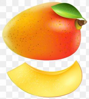 Mango Transparent Clip Art Image - Mango Color PNG