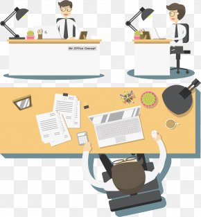 Work Day - Office Desk PNG