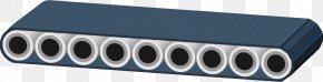 Belt Conveyor - Conveyor Belt Conveyor System Chain Clip Art PNG