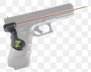 Laser Gun - Glock Ges.m.b.H. Crimson Trace Gun Holsters Sight Glock 22 PNG