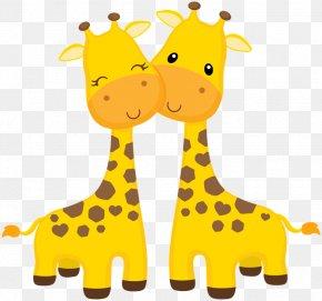 Yellow Melon Juice - Clip Art Okapi Baby Giraffe Openclipart Northern Giraffe PNG